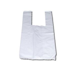 Bolsa de camiseta BLANCA