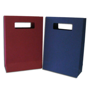 Bolsas de papel con troquel RIGOLETTO