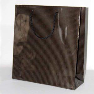 Bolsa de papel asa cordón NIZA