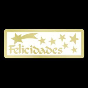 Etiqueta «FELICIDADES ESTRELLAS»
