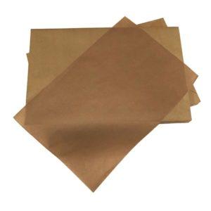 Resmas de papel kraft