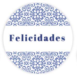 Etiqueta «FELICIDADES AZUL»