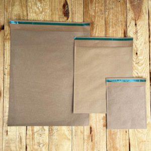 Sobres de papel KRAFT para envíos
